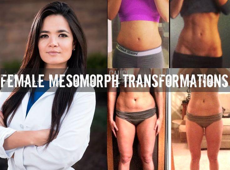 Female Mesomorph Body Transformations – Gauge Girl Training