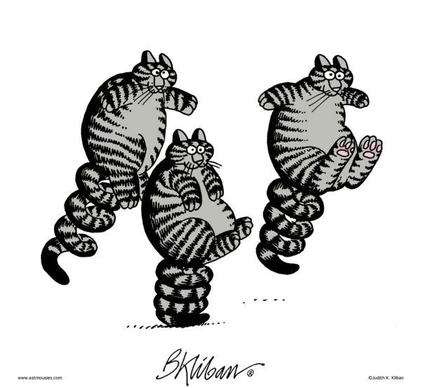 Klibans Cats - Love 'em!