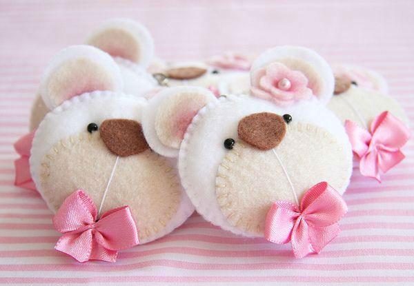 20 ideias de lembrancinha infantil de tecido que você pode fazer em casa!