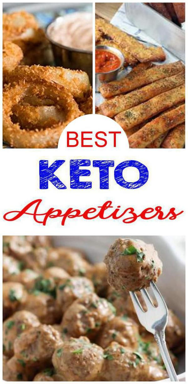 Keto Appetizers Parties Appetizer Recipes