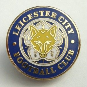 Leicester City FC Pin Badge