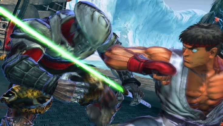 Latest Humble Bundle is full of fighting games