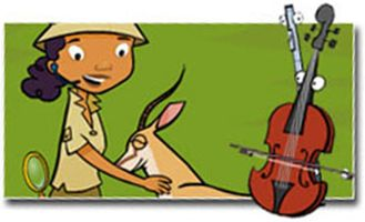 This is the BEST online resource for instrument families. I use it in fifth grade at the end of the year...great for the kids on the Smart Board!
