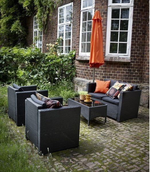 Trädgårdsmöbel Möbelgrupp Harbo Dacore Alan