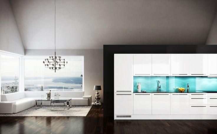 A la Carte -keittiöt Luce   #keittiö #kitchen