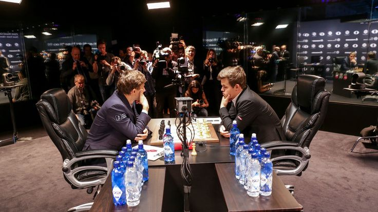 World Championship: Game 1, Draw | World Chess | News, ratings, events in a chess world