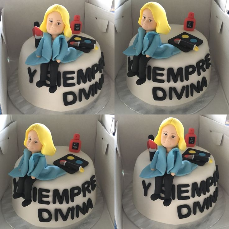 Mi primera cara 😅, ha sido un reto, espero que guste #lactosefree #cake#fondantcake #wilton #marialunarillos #cake #sweet #birthday