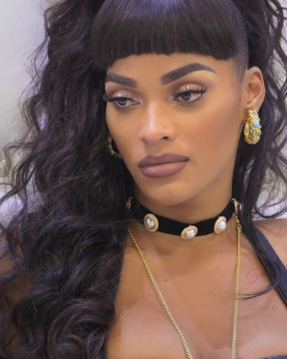 Joseline Hernandez, style, hairstyle inspiration, jewelry