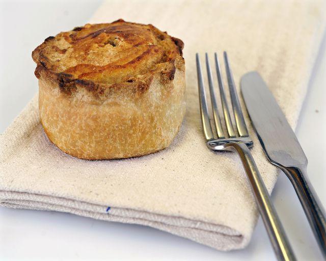 Recipe raised pork pie