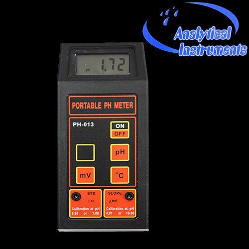 Kombimessgerät Meter Tester (PH, Redox & Temperatur) Aquarium Teich Fischzucht Koi P04
