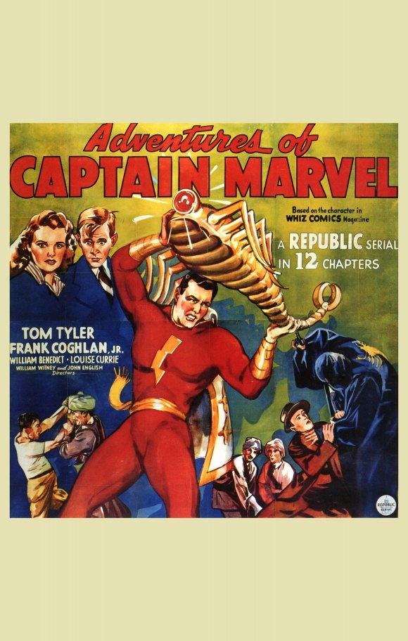Adventures of Captain Marvel - 1941