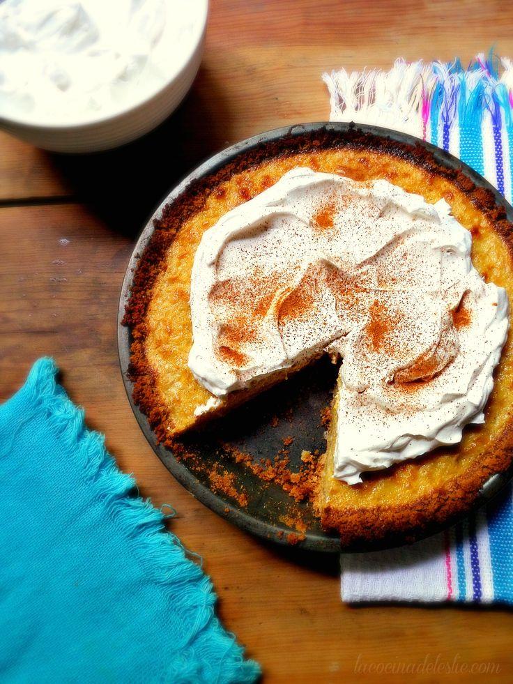 Pay de Elote (Sweet Corn Pie)