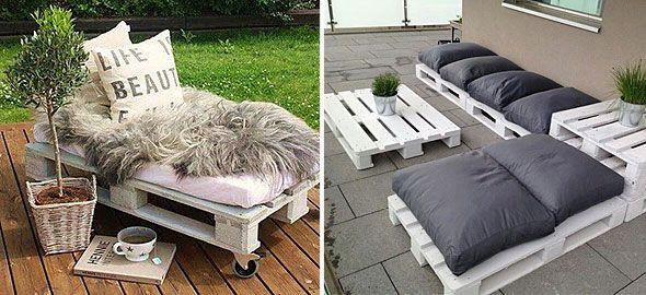 diaforetiko.gr : Πρωτότυπη διακόσμηση με ξύλινες παλέτες: Όλα όσα μπορείτε να φτιάξετε εύκολα και οικονομικά!