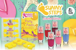 Preview: RdeL Young - Limited Edition Sunny Steps