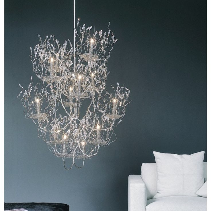 Brand Van Egmond Candles Spirits 120 Round Chandelier Absolutely Beautiful And Ethereal Which