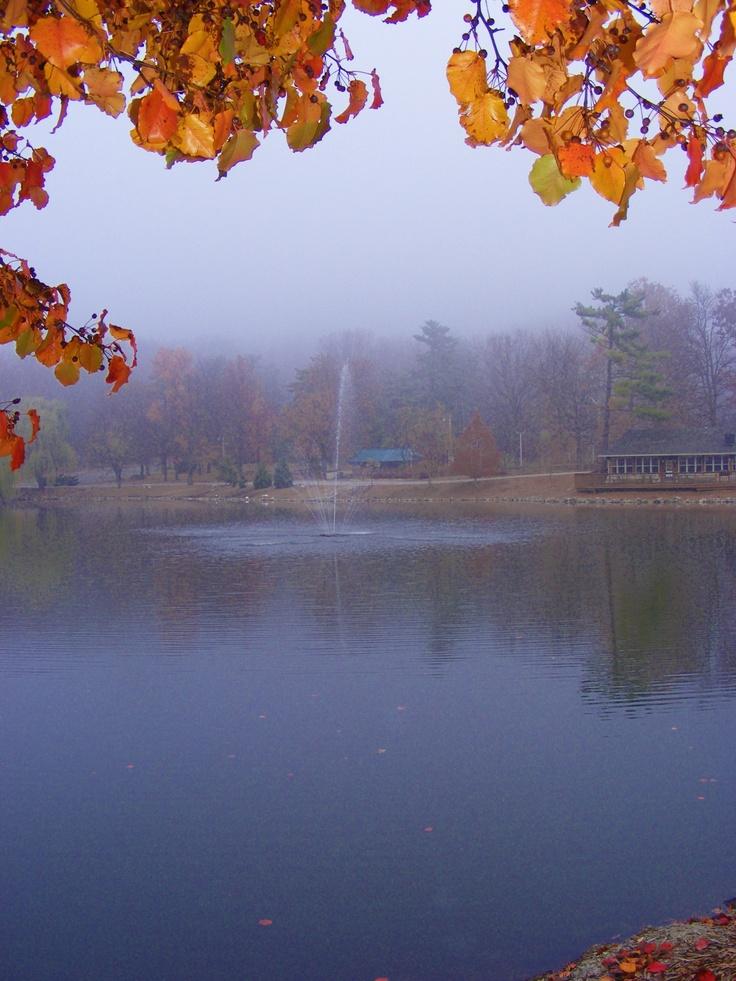 Burdette Park, Evansville IN