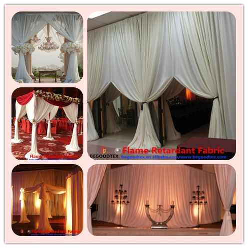 Nice quality sheer curtains. This is BEGOODTEX , We are a manufactory from china. we produce flame retardant fabric and productions. Our fabric is IFR(inherent flame retardant) , fuction of FR will retain after 50 times of washing. eco-friendly and non toxic. If you have business on this. pls connect me sales02@begoodtex.com