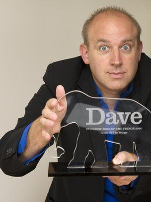 Tim Vine--Very British humour...