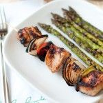 Greek Chicken Kabobs Recipe. the longer they marinade, the better!