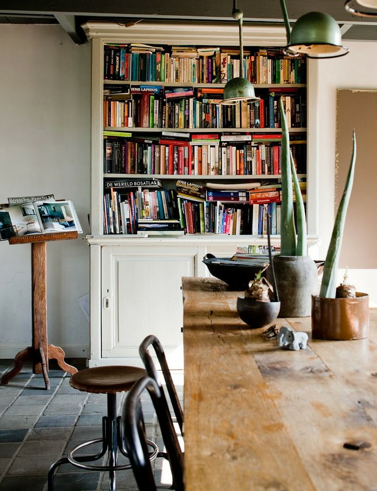 Skattejakt - półka na książki