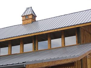 429 best architecture barns sheds outbuildings images for Clerestory roof design