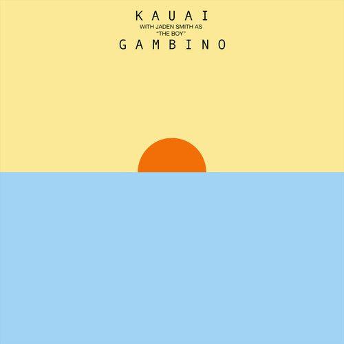 'KAUAI' album by Childish Gambino #Kauai #STNMTN #ChildishGambino