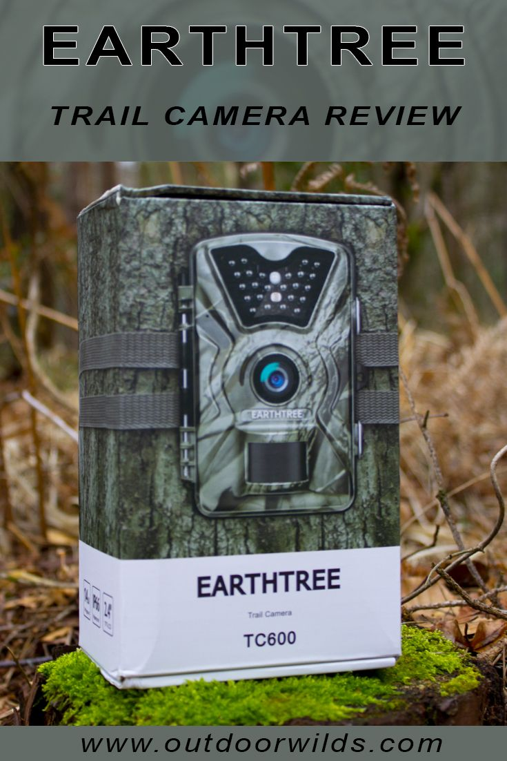 Earthtree Trail Camera Review: In-Depth Look | Trail Cameras