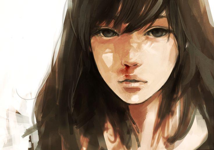 ♥ Anime ♥ Animê // Animé Mangá // Manga // Animation // #anime // Tae // snnn