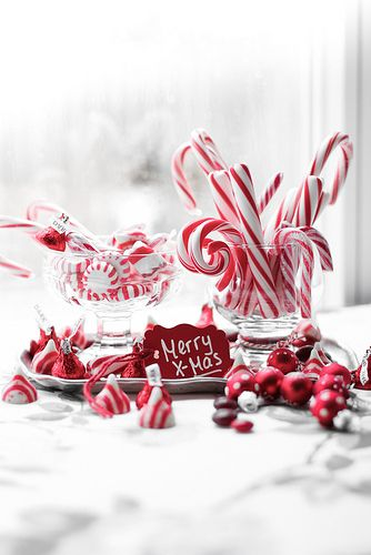 ❄A Candy Cane Christmas