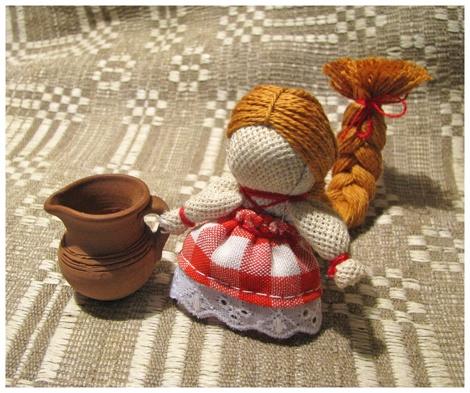 кукла счастья своими руками