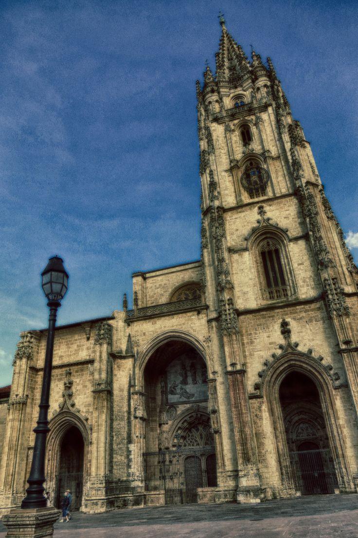 Catedral de Oviedo #catedral #oviedo #arte #asturias #church