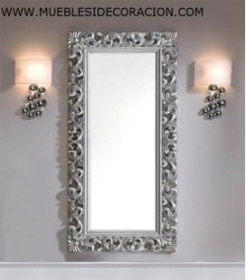 Espejo Barroco Tallado 0499-A del catálogo de Mueblesidecoracion. Consulte nuestro catálogo completo haciendo click http://www.mueblesidecoracion.com/41-espejos