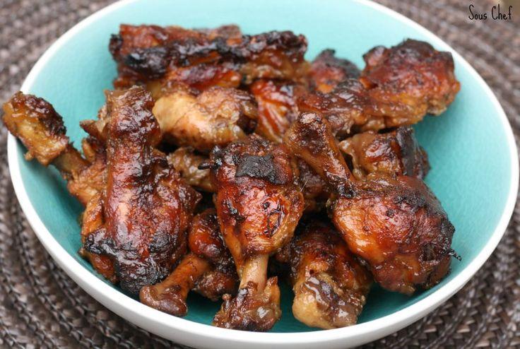 Matt Preston's Cola Baked Sticky Chicken |