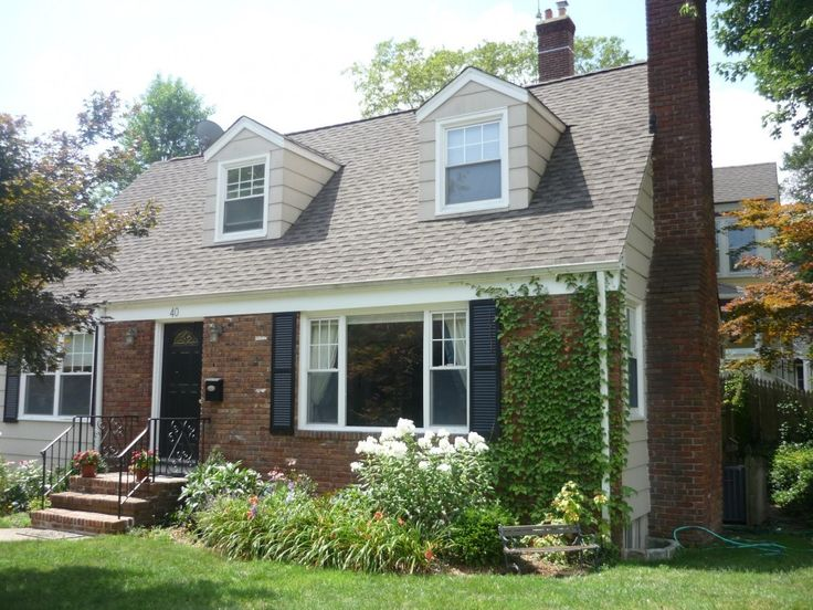 30 best roof colors images on pinterest house colors for Cape cod house characteristics