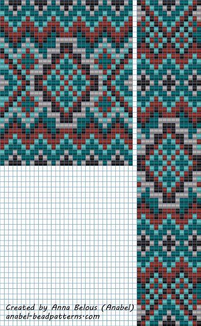loom beading pattern