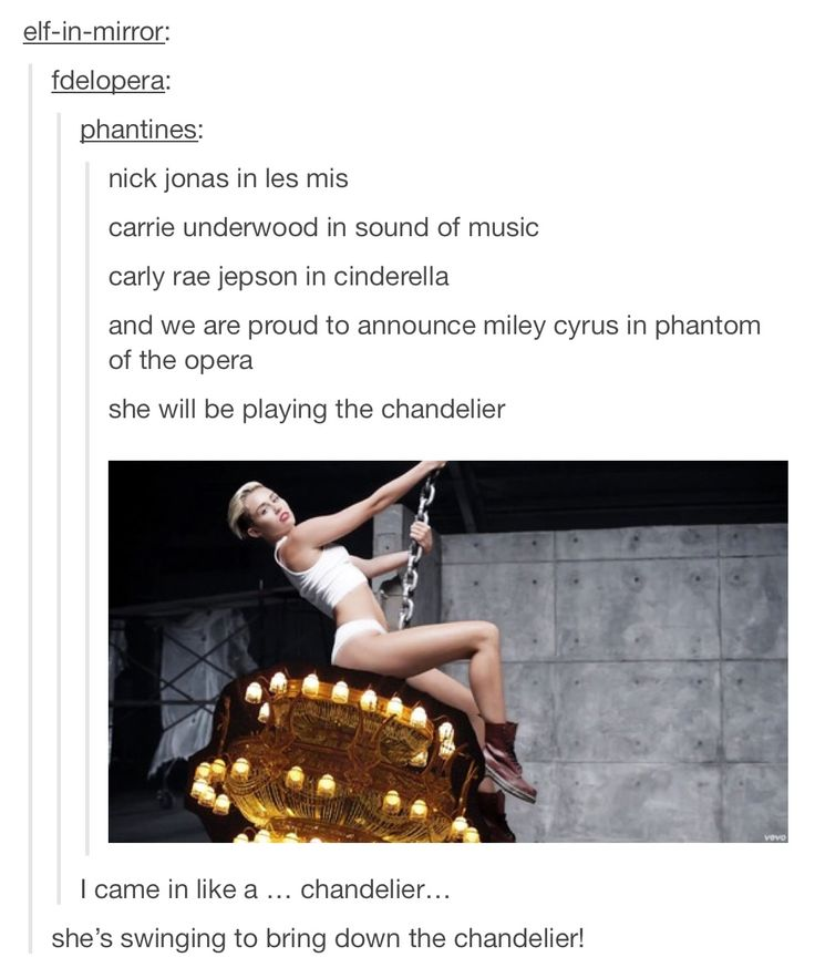 I JUST DIED. Tumblr, you never fail me. But seriously. Who is casting these people in plays and movies and shows that have already been perfected by people before them. I mean seriously, Carrie underwood. You can't beat Julie Andrews. And nick Jonas?!?! GAHHH disaster.