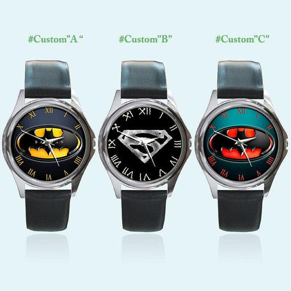 All Marvel Comics Batman Superman Round Metal by sadamtololsain, $13.00