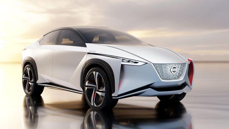 Nissan IMX. Precioso