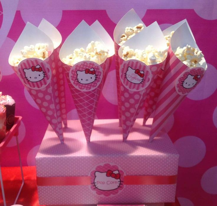 Hello Kitty Birthday Party Ideas | Photo 9 of 18 | Catch My Party