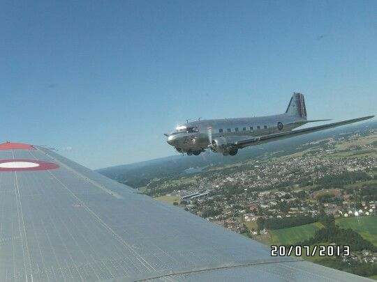 DC3, norsk