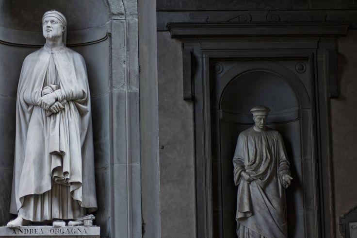 Statues in #Florence ----------------- rule n°3 the history is not always a #mistery ---------------- regola numero 3 la storia non è sempre un #mistero