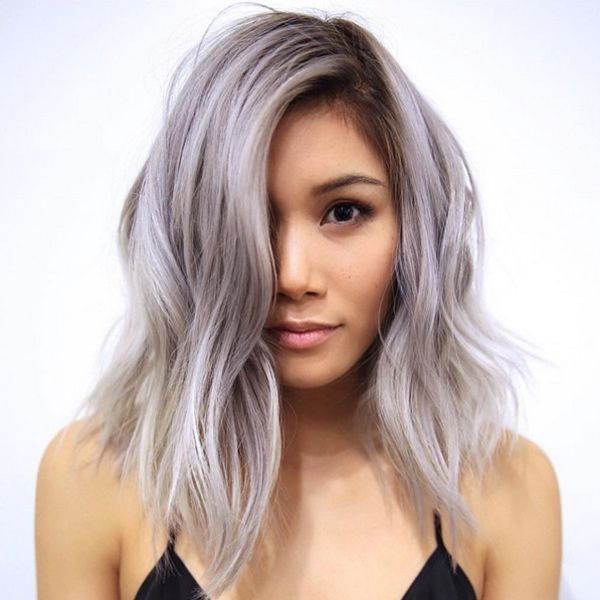 The Raddest Fall Haircut Trends From L.A.'s Top Stylists #refinery29  http://www.refinery29.com/92402#slide-8  Stylist: Anh Co TranSalon: Ramirez | TranWhat to ask for: An A-line, mid-length cutSeem familiar? You may know Tran's work from R29's styling tutorial on his <...