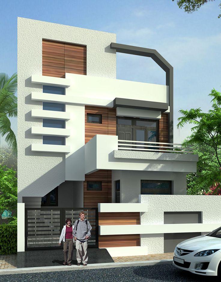 Wood Elevation Design : Best front elevation designs ideas on pinterest