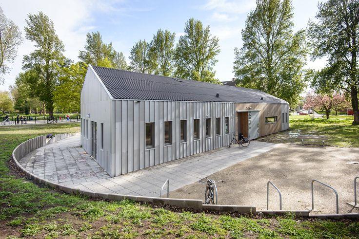 Galería - Centro Comunitario en Groningen / Kwint Architecten - 9