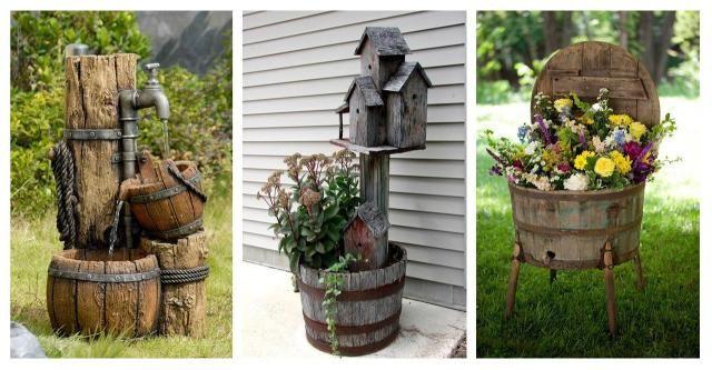 12 dekoracji do Twojego ogrodu, które wprawią Cię w zachwyt #DEKORACJE W OGRODZIE #OGRÓD #DEKORACJE #INSPIRACJE #POMYSŁY