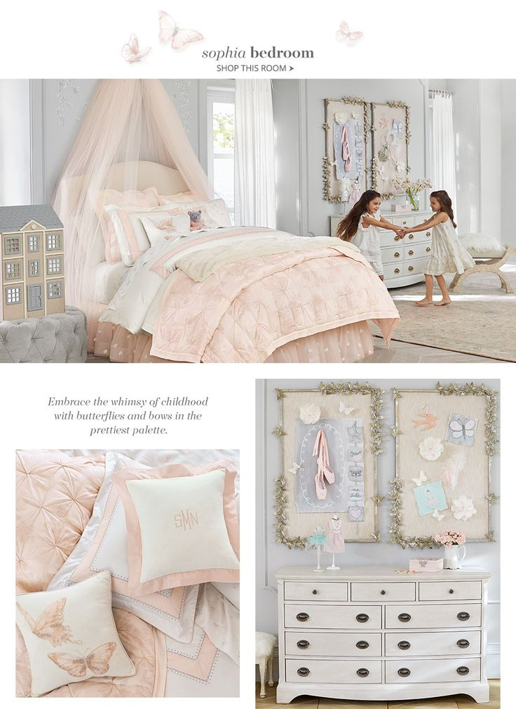 Marvelous Sophia Bedroom Pottery Barn Kids