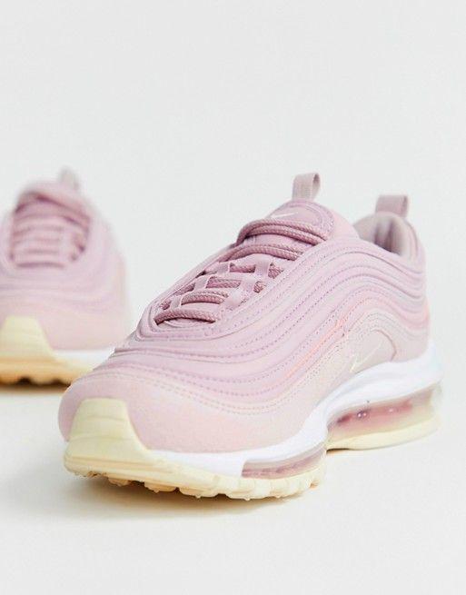 san francisco 2cc07 03714 Nike   Nike Air Max 97 Premium trainers in pink £155