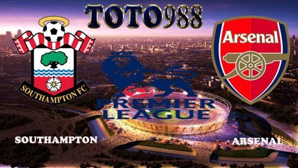 Prediksi Bola Jitu Southampton VS Arsenal 10 Desember 2017