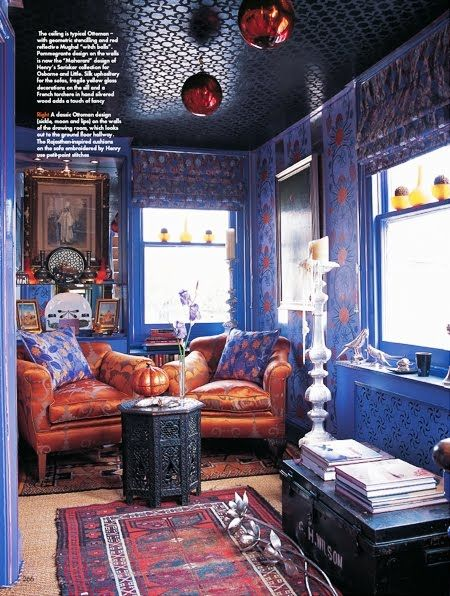 14 Amazing Living Room Designs Indian Style Interior And Decorating Ideas: 253 Best Images About Combo Of Blue & Purple Interior/Exterior Decorating Ideas On Pinterest