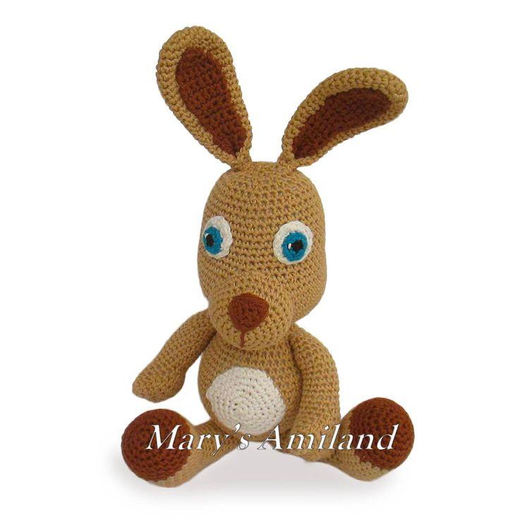 Valentino Hare The Ami - Amigurumi crochet pattern | Craftsy